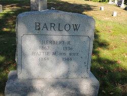 Hattie M Barlow