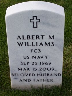Albert M Williams