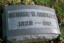 George Wheeler Hinckley