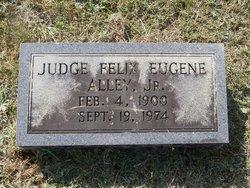Judge Felix Eugene Alley, Jr