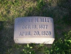 Robert M. Allen