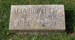 Alta Catherine <i>Howlett</i> Hawks