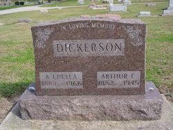 Amanda Luella <i>Dean</i> Dickerson
