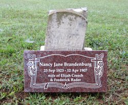 Nancy Jane <i>Brandenburg</i> Creech
