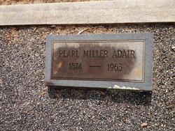 A Pearl <i>Miller</i> Adair