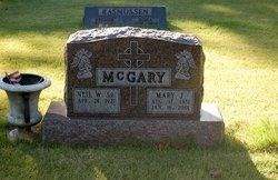 Mary J <i>Cole</i> McGary