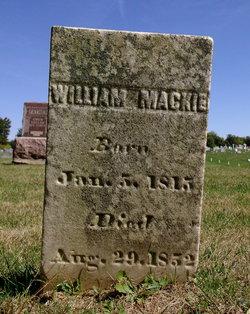 William Mackie