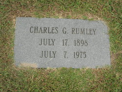 Charles Gilmer Rumley