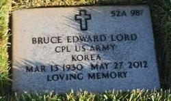 Bruce Edward Lord
