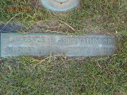 Lawrence Edgar Abernathy, Sr