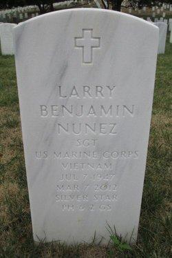Larry Benjamin Nunez
