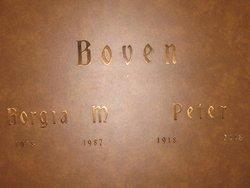 Borgia Marie <i>Vyverman</i> Boven