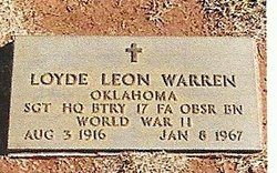 Loyde Leon Warren
