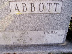 Thomas John Abbott