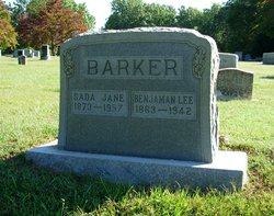 Sadie Jane <i>Britton</i> Barker