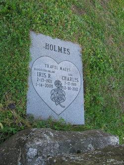 Iris <i>Reid</i> Holmes