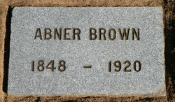 Abner Brown