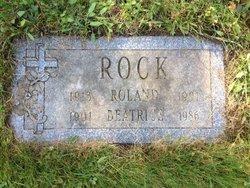 Roland R Rock