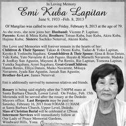 Emi Kuba Lapitan