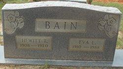 Eva Lester <i>Griffin</i> Bain