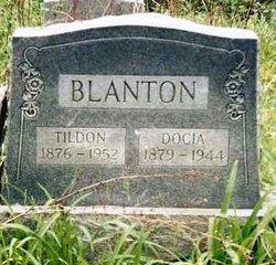 Samuel Tildon Blanton