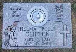 Thelma Polly <i>Spence</i> Clifton