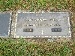 Ann G <i>Forgrave</i> Stolz