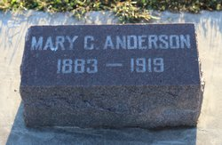 Mary Christine Anderson