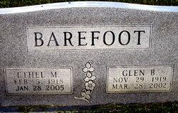 Ethel M <i>Massengill</i> Barefoot