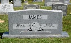 Marvin James