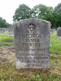 George James Hurley