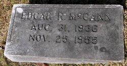 Edgar Richard McCann