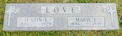 Marie Francis <i>Newton</i> (Love) Devore
