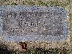 Ella <i>Johnson</i> Baker