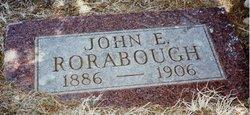 John Everett Rorabough
