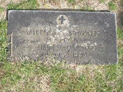 William Sinclair Barnes
