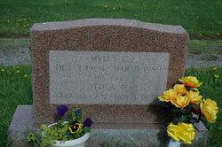 Myles Clinton Haskell