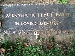 Lavernna L. Kitty Bayer