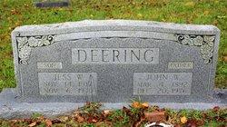 John W Deering