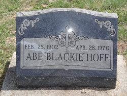 Abe Blackie Hoff
