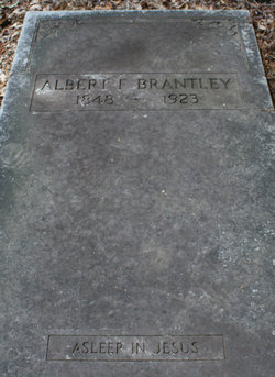 Albert F. Brantley