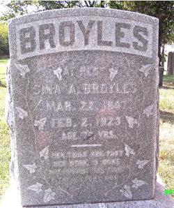 Susan Sina <i>Morris</i> Broyles