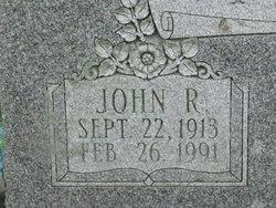 John Robert J R Penny