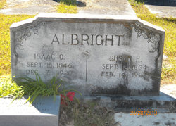 Isaac Oswald Albright