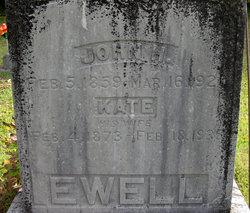 Kate <i>Partain</i> Ewell