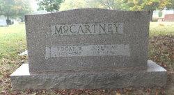Josephine E <i>Russell</i> McCartney