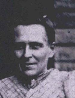 Martha Elizabeth Mattie <i>Keyes</i> Wilson