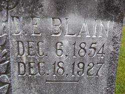 Dorothy E Dolly <i>Duke</i> Blain
