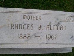 Frances Marion <i>Burke</i> Altman