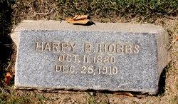 Harry Benjaman Hobbs
